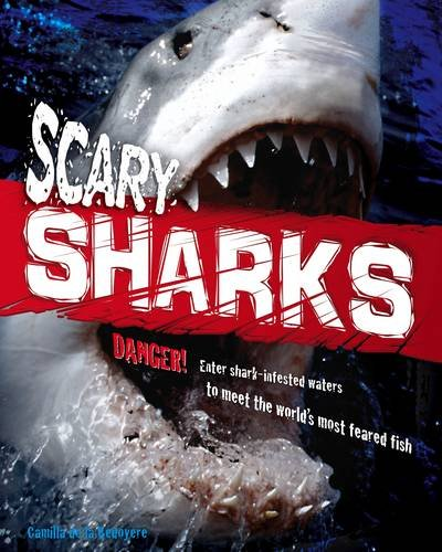 9781848358713: Scary Sharks (Animal Attack)