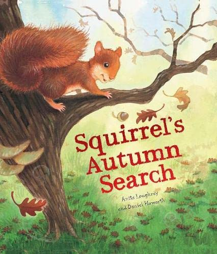 9781848358782: Squirrel's Autumn Search (Animal Seasons)