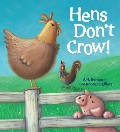 9781848358805: Storytime: Hens Don't Crow