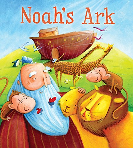 9781848358911: My First Bible Stories Old Testament: Noah's Ark