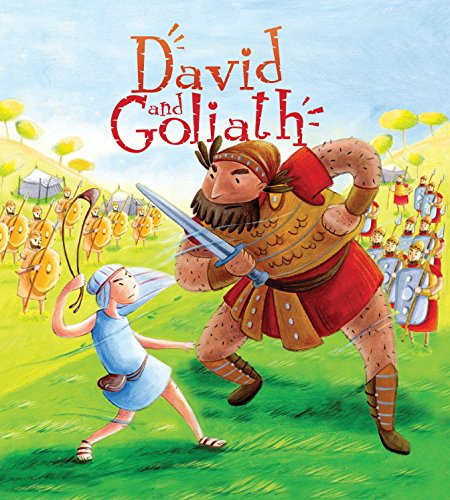 My First Bible Stories Old Testament: David and Goliath: Sully, Katherine