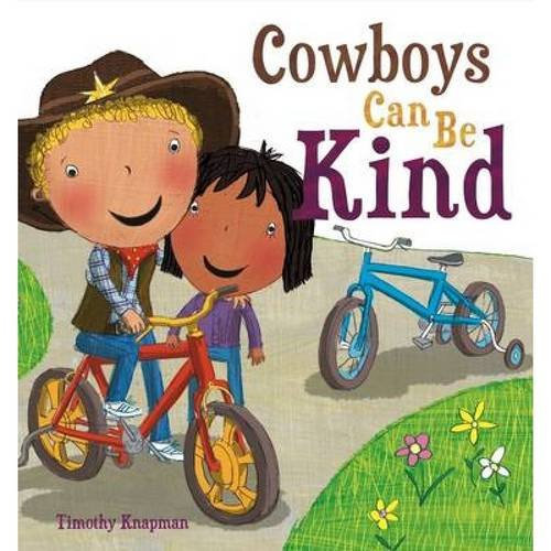 9781848359000: Cowboys Can be Kind (Marvellous Manners)