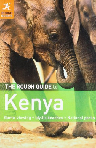 9781848361379: The Rough Guide to Kenya
