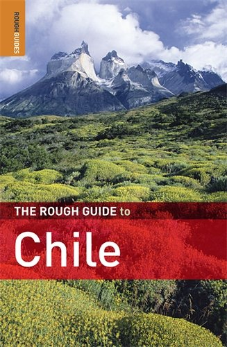 9781848361751: The Rough Guide to Chile (Rough Guide Travel Guides)