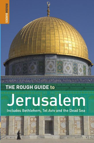 The Rough Guide to Jerusalem: Jacobs, Daniel