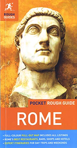 9781848362383: Pocket Rough Guide Rome (Rough Guide Pocket Guides)