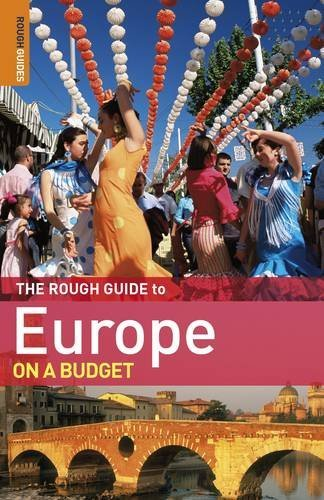 9781848364585: The Rough Guide to Europe On A Budget