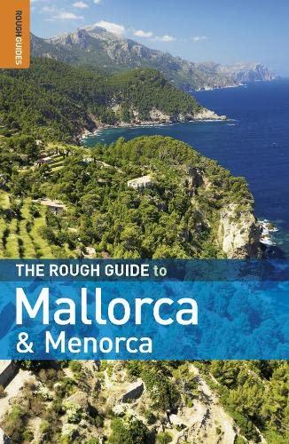 9781848364738: The Rough Guide to Mallorca & Menorca