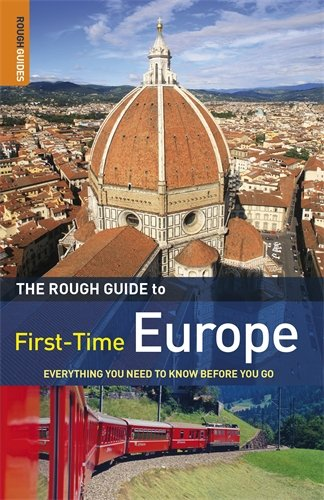 9781848365117: The Rough Guide First-Time Europe 8