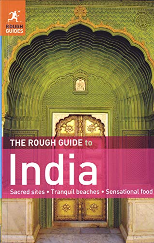 9781848365636: The Rough Guide to India