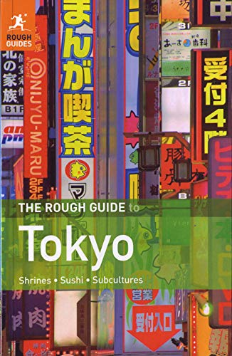 9781848366022: The Rough Guide to Tokyo