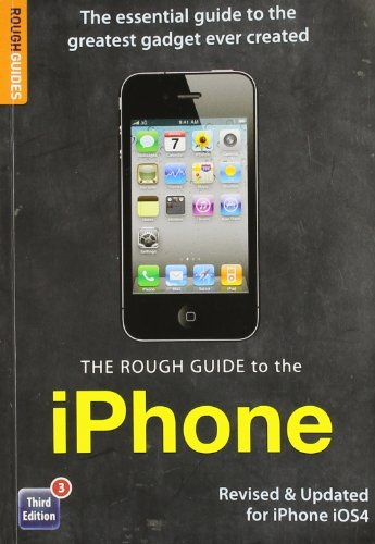 9781848366411: The Rough Guide to the iPhone