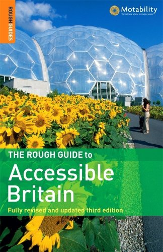 9781848366589: The Rough Guide to Accessible Britain