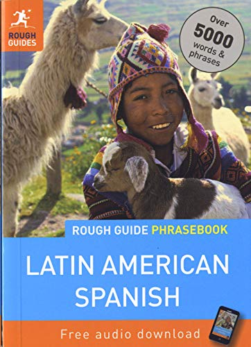 9781848367395: Rough Guide Latin American Spanish Phrasebook (Rough Guide Phrasebooks)
