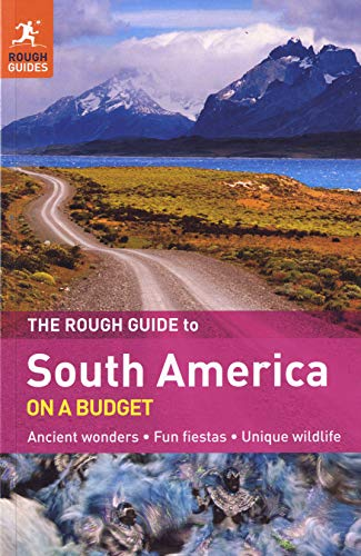 9781848367463: The Rough Guide to South America On A Budget