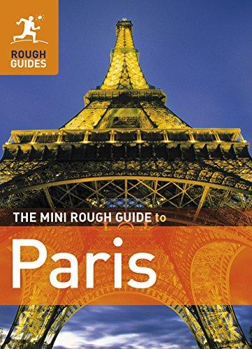 9781848369320: The Mini Rough Guide to Paris.