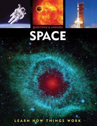 9781848371576: Questions & Answers: Space: Learn How Things Work