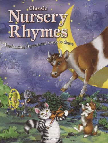 9781848371835: Classic Nursery Rhymes: Enchanting rhymes and songs to share