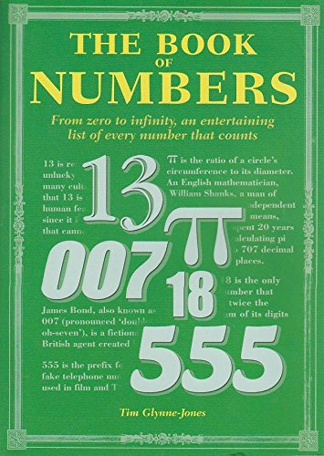 9781848371903: The Book of Numbers