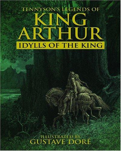 9781848372092: Legends of King Arthur: Idylls of the King (Tennysons Legends)