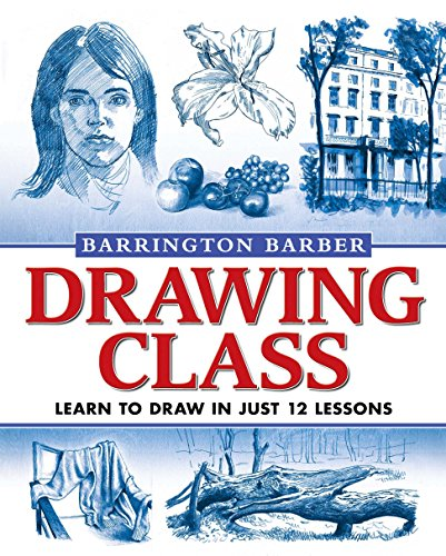 9781848372382: Drawing Class: Learn to Draw in Just 12 Lessons