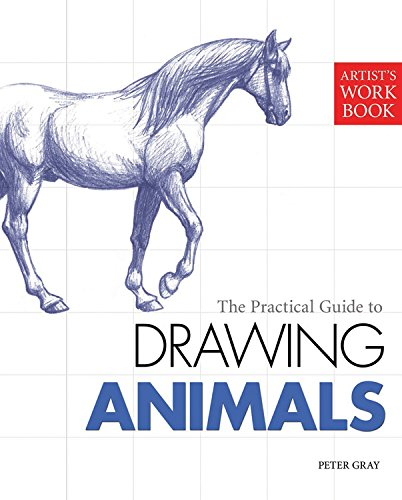9781848372733: Artists Workbook: The Practical Guide to Drawing Animals (Artist's Workbook Series)