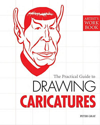 9781848372740: Artist's Workbook: Drawing Caricatures
