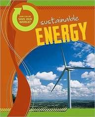 9781848372917: Sustainable Energy (How Can We Save Our World? (Library))