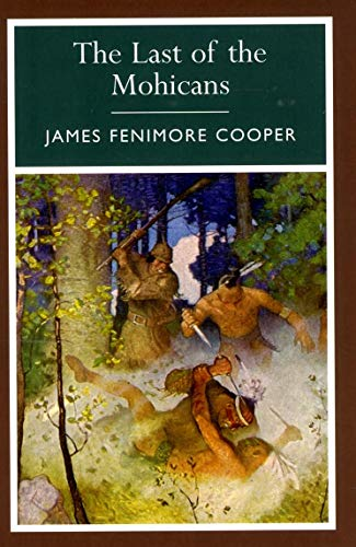 Last of the Mohicans (Arcturus Classics): James Fenimore Cooper
