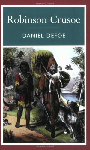Robinson Crusoe by Defoe, Daniel ( Author: Defoe, Daniel