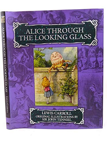 9781848373976: Alice Through the Looking Glass