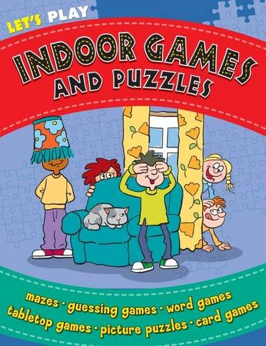 Let's Play!: Indoor Games and Puzzles (Puzzles: n/a