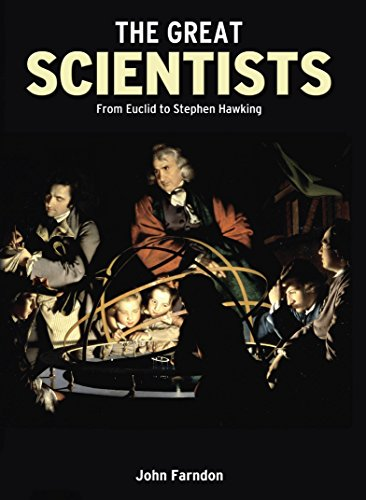 9781848376069: Great Scientists: From Euclid to Stephen Hawking