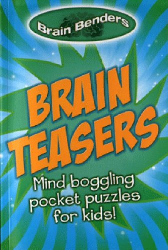 9781848376335: Brain Benders Brain Teasers Puzzle Book