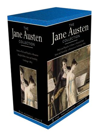The Jane Austen Collection: Jane Austen
