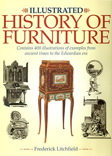 9781848378032: The Illustrated History of Furniture