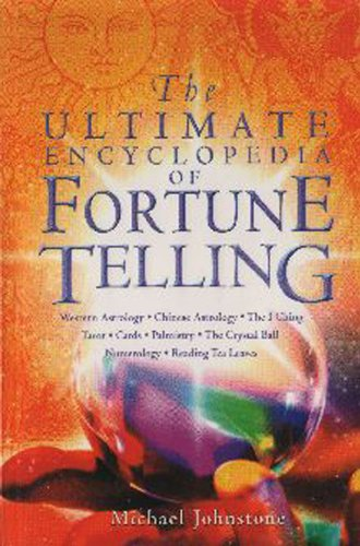 9781848378094: The Ultimate Encyclopedia of Fortune Telling