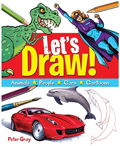 9781848378391: Let's Draw!: A Fun Guide to Drawing Everything!