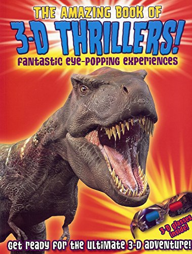 9781848378766: The Amazing Book of 3D Thrillers: Get Ready for the Ultimate 3d Adventure!
