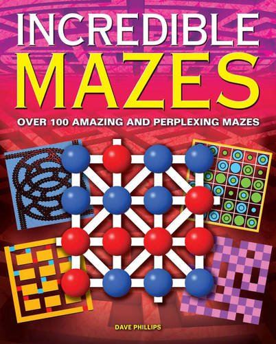 9781848379411: Incredible Mazes