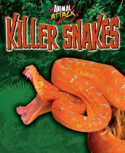 9781848379497: Killer Snakes (Animal Attacks (Arcturus))