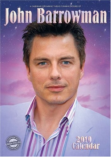 9781848385030: John Barrowman 2010 Wall Calendar #RS4607