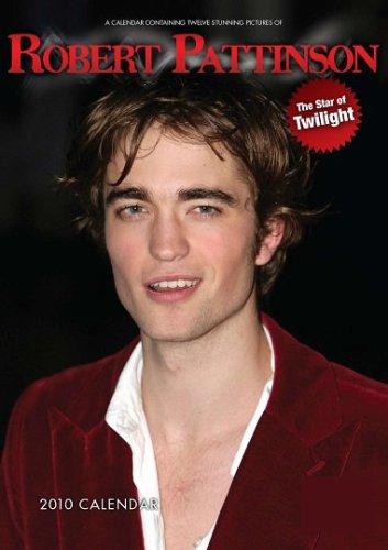 9781848385146: Robert Pattinson 2010 Wall Calendar#RS4618
