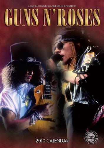 9781848385238: Guns N Roses Calendar 2010
