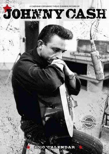 9781848385245: Johnny Cash 2010 Calendar