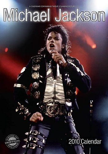 9781848385429: Michael Jackson 2010 A3