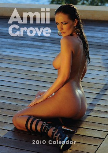 9781848386273: Amii Grove Official 2010 calendar