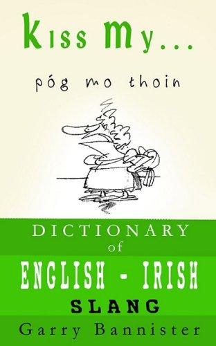 9781848400146: Kiss My ...: A Dictionary of English-Irish Slang