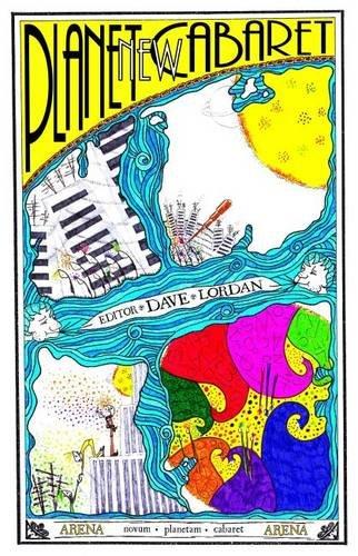 New Planet Cabaret: Dave Lordan