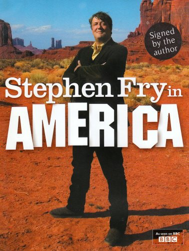 9781848411166: Stephen Fry in America Signed Edition